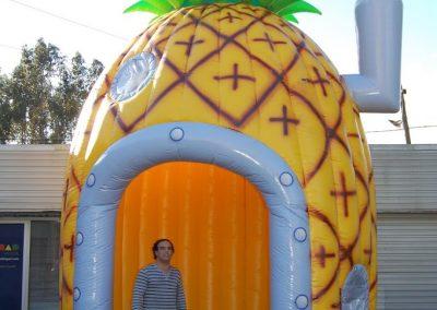 Tenda Ananás Sponge Bob