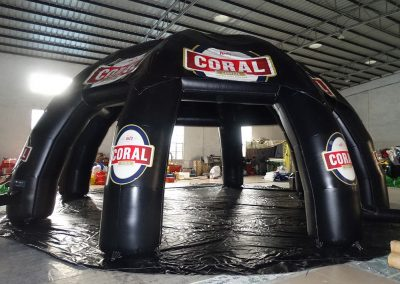Tenda Igloo Coral