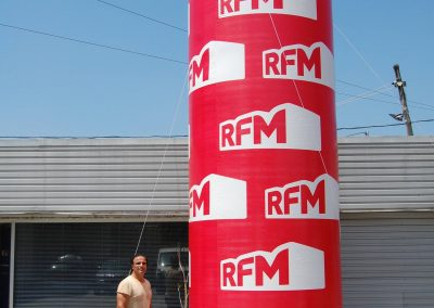 Cilindro RFM
