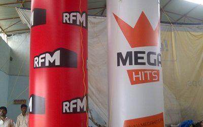 Cilindros RFM e Mega Hits