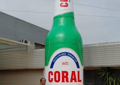 Garrafa Coral Puroi Malte