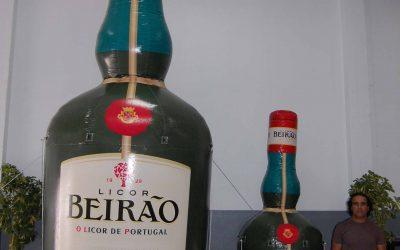 Garrafas Licor Beirão