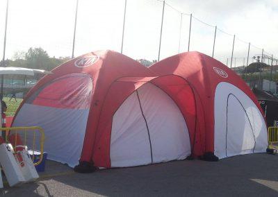 KIA - Fusion pannel de duas Event Tent 4000