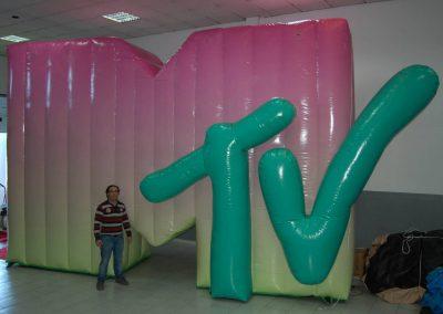 Logotipo MTV
