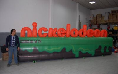 Logotipo Nickelodeon