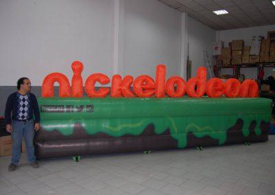 Logotipo Nickelodeon