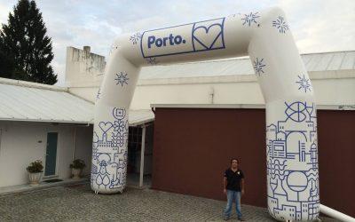 Pórtico Município do Porto