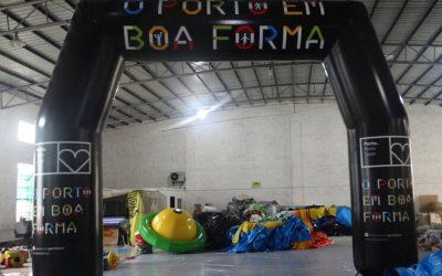 Portico Porto em Boa Forma