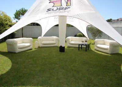 Tenda Star Lounge Santa Casa Misericórdia de Lisboa
